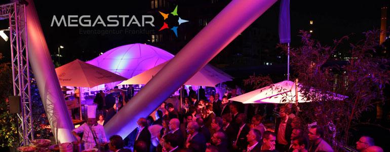 Eventagentur Megastar Straßenplakatierung im Raum Frankfurt