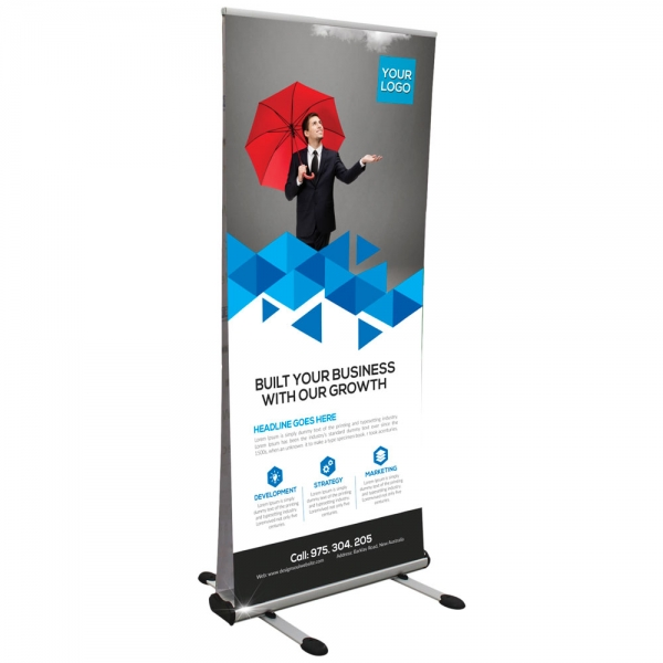 Rollup Display Outdoor