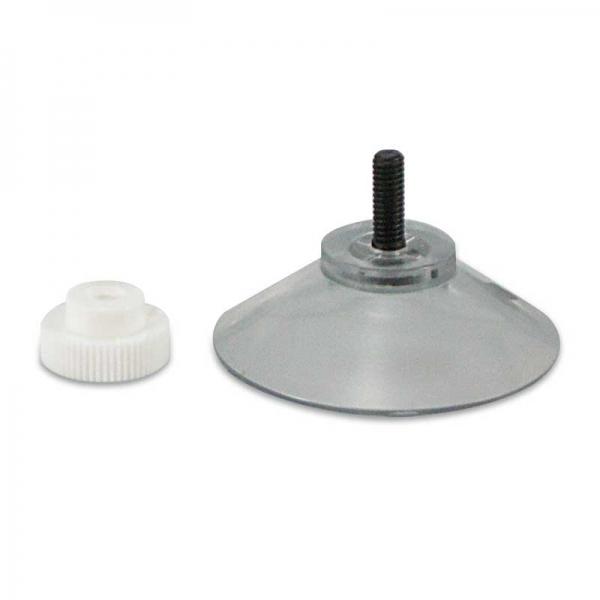 Saugnapf 40 mm mit Kunststoffgewinde 11 mm